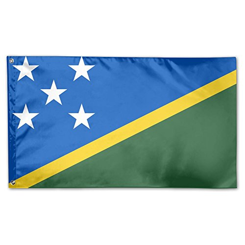 Flag Of The Solomon Islands Home Garden Flags Polyester 3x5 Foot Solomon Islands Flag