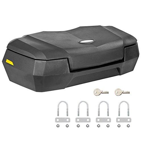 Rage Powersports ATV-CB-6600 Front Rack Locking ATV Storage with Box 1.5 cubic ft. Storage Space by Rage Powersports (Image #4)
