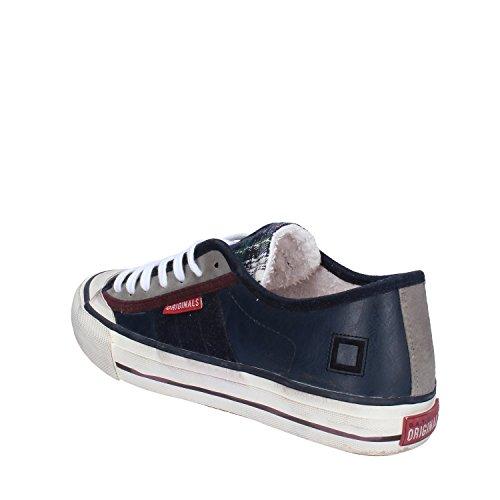 D T 37 US Vintage Blue Suede Woman Sneakers 7 EU A Fashion E rOqrwB