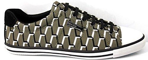 Calvin Klein , Damen Sneaker Schwarz Nero