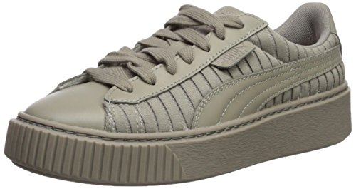 Women's Ridge rock Pointe Ridge Rock Basket En Sneaker Platform Wn rock Ridge Puma 6xdvA6