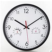 Hippih Fancee Silent Wall Clock Non Tick...