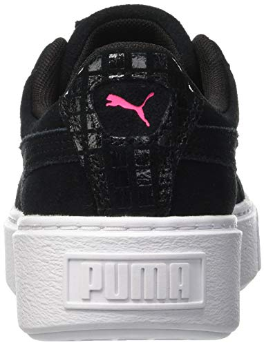 Street Negro Black Mujer Para puma 2 Puma Zapatillas Pink Platform knockout Suede 04 Wn's Exwv8nqU0