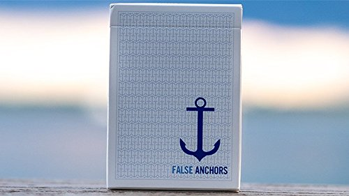 - MTS Limited Edition False Anchors Playing Cards by Ryan Schlutz