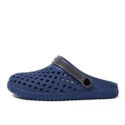 Men Women Garden Clog Shoes Slippers Sandals Beach Footwear Anti-Slip Quick Drying