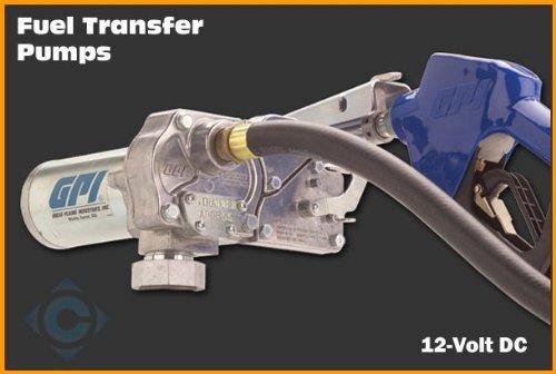 Gpi 110000 127 aluminum m 150s b100 au biodiesel fuel pump for Gpi fuel pump motor