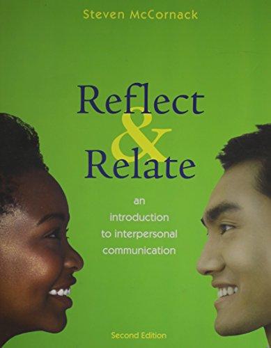 Reflect and Relate 2e & e-Book