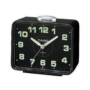 (Casio #TQ218-1 Table Top Travel Alarm Clock)