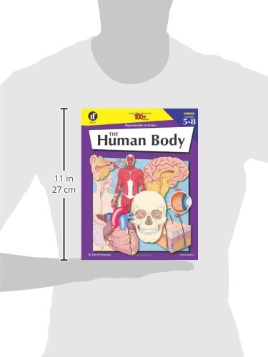 Amazon.com: Human Body, Grades 5-8: 100+ Reproducible Activities ...