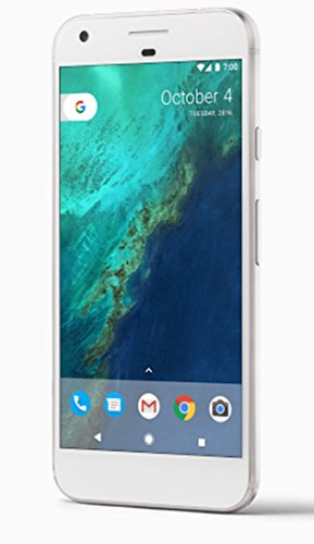Google Pixel XL Phone 128GB – 5.5 inch display ( Factory Unlocked US Version ) (Very Silver)