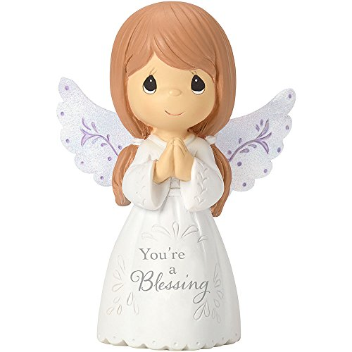 Precious Moments 162405 You're A Blessing, Resin Mini Figurine