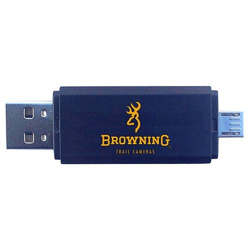 Price comparison product image Browning Trail Cameras Card Reader - Android And Ios Devices