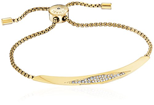 Michael Kors Beyond Brilliant 4-Row Gold-Tone Bangle Bracelet