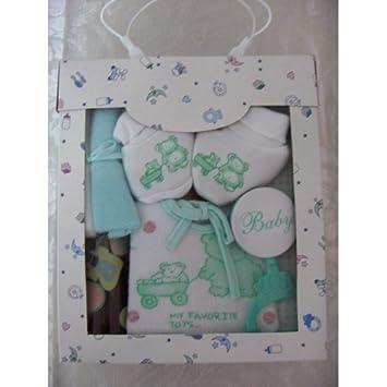 Amazon.com: 7pc verde Set de regalo para tartas suministros ...