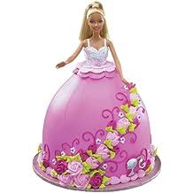 DecoPac Barbie Roses Cauc Deco Set