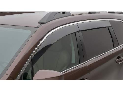 SUBARU Window Deflector 2019 Ascent Side Window Wind Deflectors Vent Visors F001SXC000 - Subaru Deflectors Wind