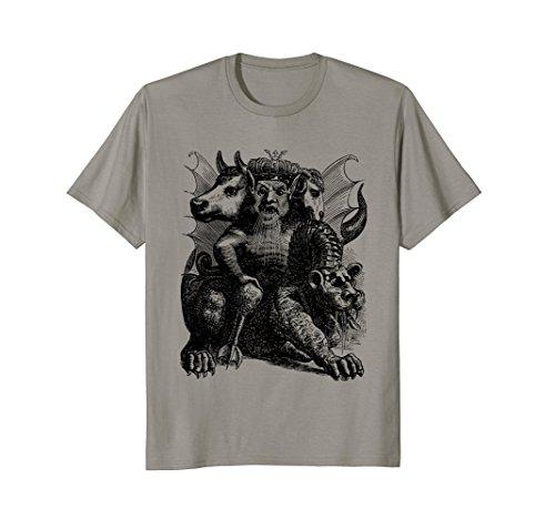 Asmodeus T-Shirt Demon Demonology Dictionnaire...