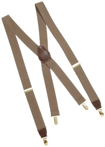 Dockers Men's Solid Suspender, K...