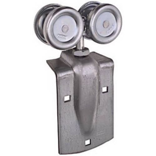 Omega National Mfg N112-102 2 Pack Barn Door Trolley Hang...