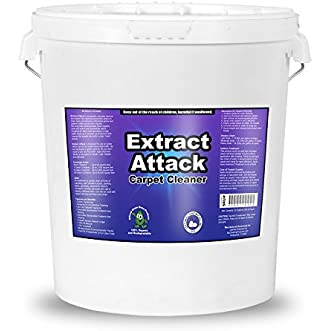 Extract Attack - Carpet Extractor 5 Gallon