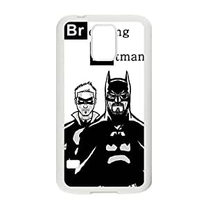 Breaking batman Cell Phone Case for Samsung Galaxy S5