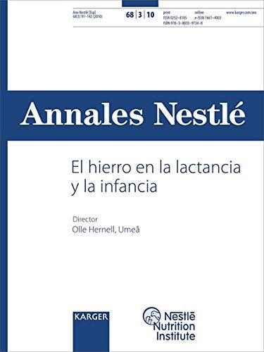 Download El hierro en la lactancia y la infancia (Spanish Edition) pdf epub
