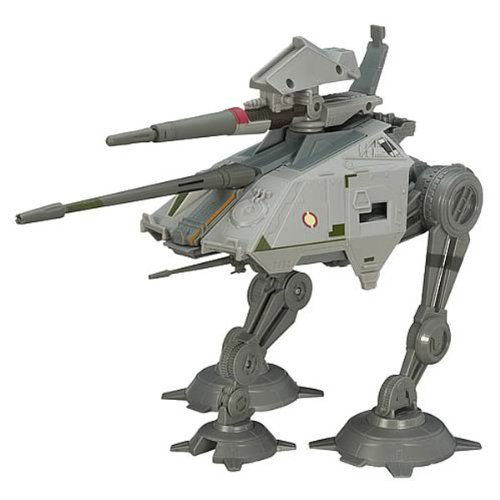 (Star Wars Clone Wars Starfighter Vehicle at-AP)