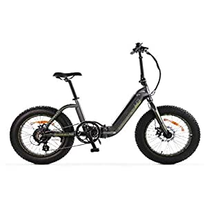 41ufW9CsNKL. SS300 Smartway Bicicletta Elettrica con pedalata assistita, Autonomia Max 50 km