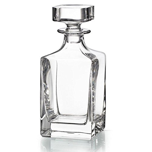 Vista Alegre Crystal City Whisky Decanter by Vista Alegre