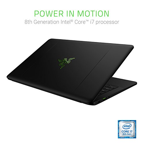 Razer Blade Stealth 13.3″ QHD+ Touchscreen Ultrabook Laptop – 8th Generation Intel Quad-Core i7-8550U – 16GB RAM – 256GB SSD – Windows 10 – CNC Aluminum – Black