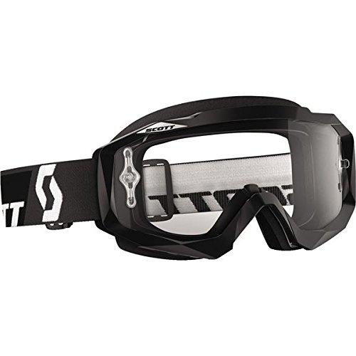 Scott Hustle Goggles - Black/Clear Works / One ()