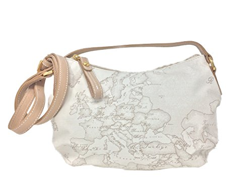Bag body Cross Martini White Alviero Bianco Women's Aw1Iqtx