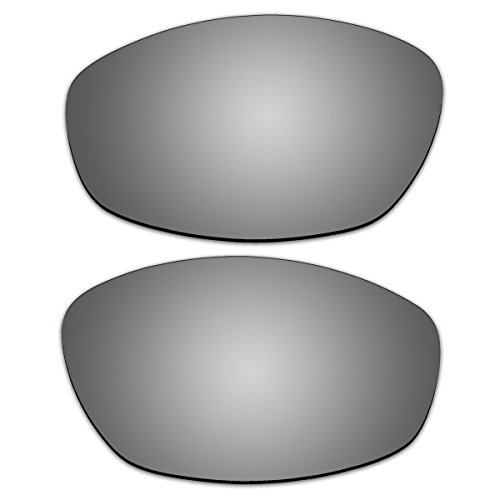 0cdec2ef75d ACOMPATIBLE Replacement Titanium Polarized Lenses for Oakley Whisker  Sunglasses - Buy Online in UAE.