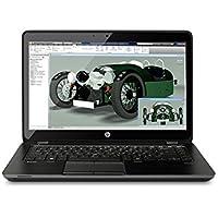 2017 High Performance Ultrabook HP Zbook 14 Mobile Workstation-Intel Dual-Core i5-4300U Processor, 4GB RAM, 128GB SSD, Intel HD Graphics, Windows 10 Pro (Certified Refurbished)