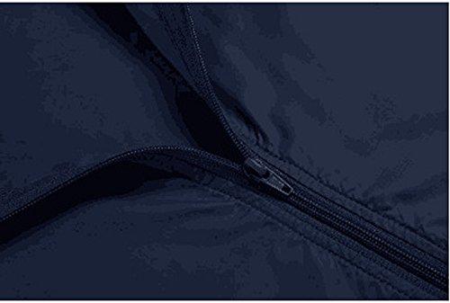 Cappuccio Moda Impermeabile Marina Da Alla Con Antipioggia Giacca Leggera Donna Militare Esterno Hxqpttn8Z