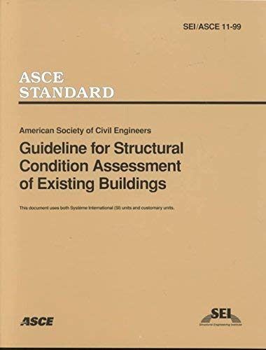 Guideline for Structural Condition Assessment of Existing Buildings