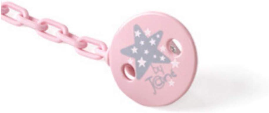 Apto para Lavavajillas Libre de BPA Jan/é Color Bronze Pinza Sujetachupetes