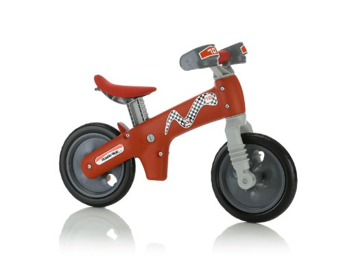 Italtrike Bi&Ci Balance Bike, Red by Italtrike