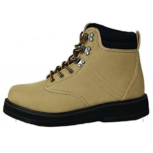 UPC 647484026807, Frogg Toggs Felt Rana Canvas Wading Shoe, 11, Khaki