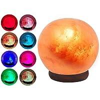ESOW Himalayan Multi Color Changing 3 Watts LED Bulb Salt Lamp