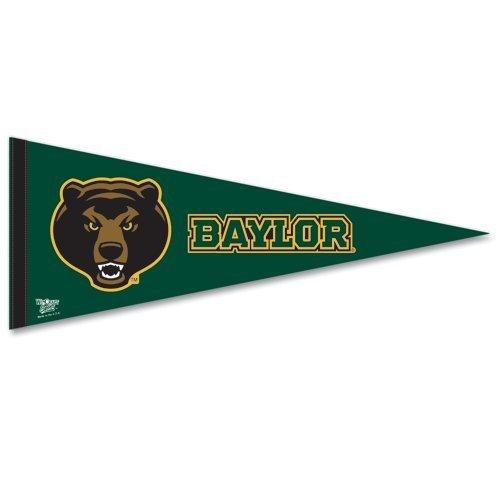 Baylor University - WinCraft NCAA Baylor University Premium Pennant, 12