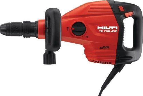Hilti 3484793 TE 700-AVR Demolition Hammer Performance Package by HILTI