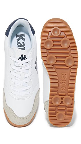 Sneakers - Authentic Denser 6 White-Navy
