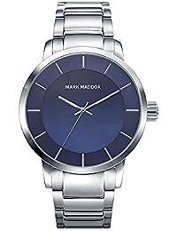 WATCH MARK MADDOX HM7013-37 MAN ACERO