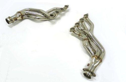 Chevrolet Camaro Exhaust Manifold (BO OBX Performance Exhaust Header Manifold 10-15 Chevrolet Chevy Camaro SS 6.2L V8)