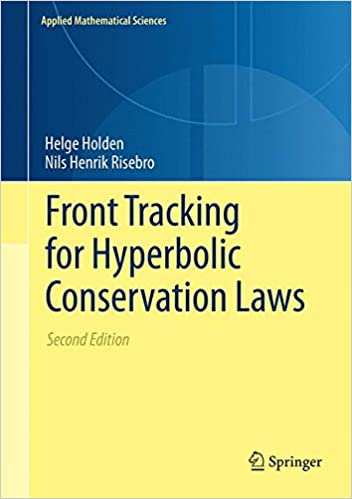 Front Tracking for Hyperbolic Conservation Laws (Applied Mathematical Sciences)