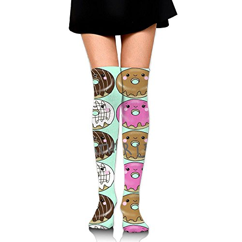 3D Printing Graffiti Knee High Socks Adult Unisex CUTE Stockings Socks Long Colorful For Man And Woman Leg Warmers