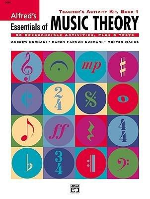 [(Alfred's Essentials of Music Theory, Bk 1: Teacher's Activity Kit)] [Author: Karen Surmani] published on (April, 2000) pdf epub