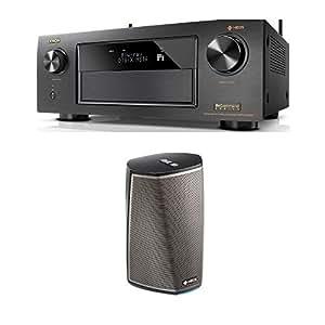 denon home theater avr x4300h denon heos 1 speaker electronics. Black Bedroom Furniture Sets. Home Design Ideas