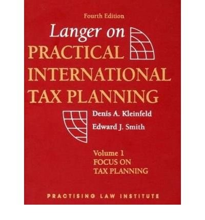 [(Langer on Practical International Tax Planning )] [Author: Marshall J. Langer] [Nov-2004] pdf epub